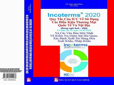 SÁCH INCOTERMS 2020 (Song ngữ Anh - Việt)